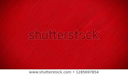 Stock fotó: Piros · stukkó · fal · textúra