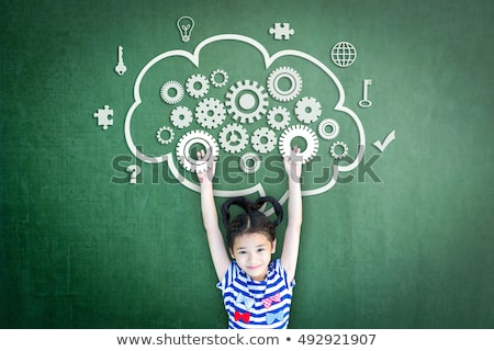 pracy · matematyka · pytanie · koncepcje · edukacji · wiedzy - zdjęcia stock © johnkwan