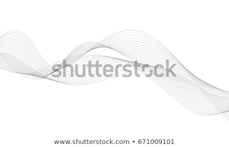 Photo stock: Résumé · vague · belle · design · art · lumière
