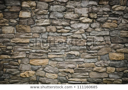 colored Pattern of old stone Wall Surfaced Stock photo © H2O
