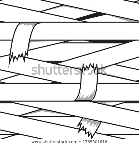 cartoon · creativa · arte · diseno · vector · ojos - foto stock © indiwarm