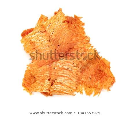 Dried fish snack. Stock photo © ivz