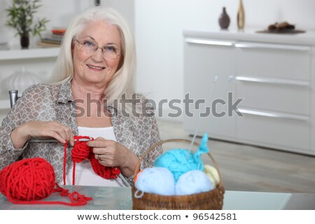 старушку кухне текстуры моде фон Сток-фото © photography33