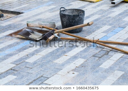 rest of construction materials Stock photo © cifotart