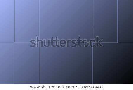 Abstract blue tile background with the blank space for your text Stock photo © tuulijumala