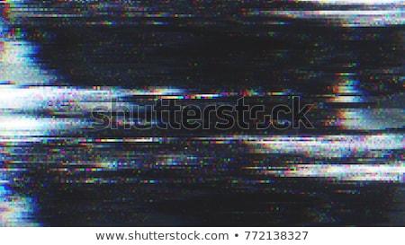 Eltorzult absztrakt szín illusztráció hasznos terv Stock fotó © oorka