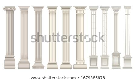 Roman Column stock photo © Snapshot