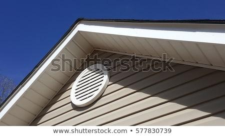 Roof Ventilator Stock photo © darkkong