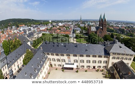 Erloserkirche in Bad Homburg Stock photo © meinzahn