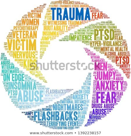Zdjęcia stock: Brain Trauma