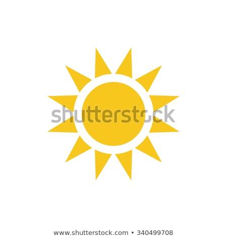 Stok fotoğraf: Güneş · stil · uzun · gölge · bahar