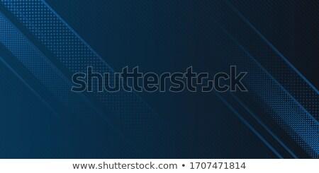 Donkere geometrie corporate vector ontwerp textuur Stockfoto © saicle