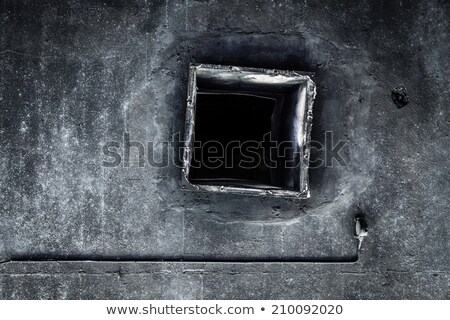 Abandoned air conditioning duct Stock photo © Juhku
