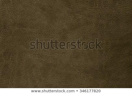 Grunge leder textuur achtergrond huid patroon Stockfoto © tarczas