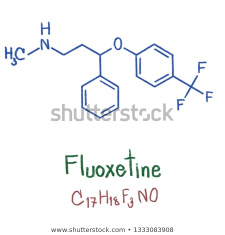 ilustração · 3d · isolado · branco · laboratório · química · químico - foto stock © zerbor