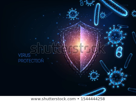 Disease Prevention - Medical Concept. Stock photo © tashatuvango