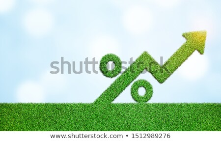 eco · vert · tapis · blanche · printemps · nature - photo stock © make