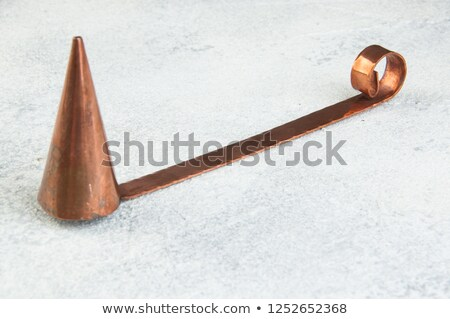 llama · aislado · blanco · madera - foto stock © hofmeester