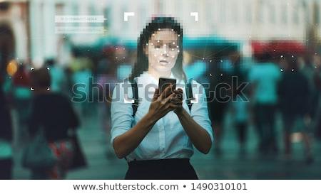 Személyes adat üzlet vásárol elad információ Stock fotó © Lightsource