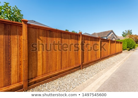 Wood fences Stock photo © Nneirda