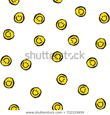 Classic Smiley Face Stock photo © x7vector
