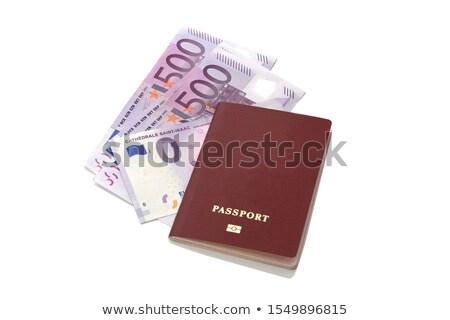 500 euro background souvenir stock photo © paha_l