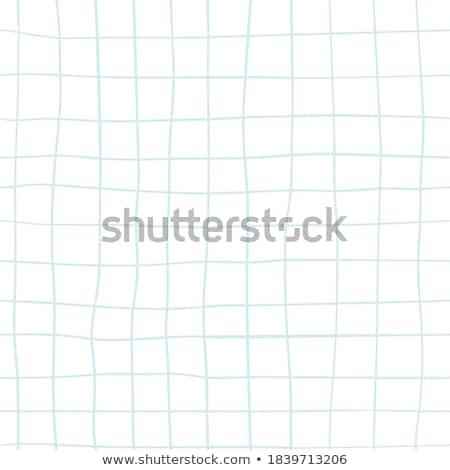 Illustration seamless background with geometric patterns of prec Stock photo © yurkina
