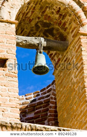 çan kule Arizona ABD Bina mimari Stok fotoğraf © phbcz