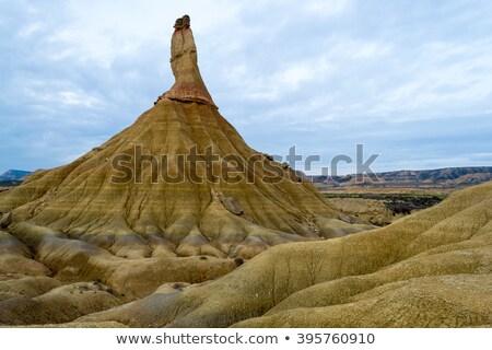Famoso temporada mostrar juego desierto rock Foto stock © rmbarricarte
