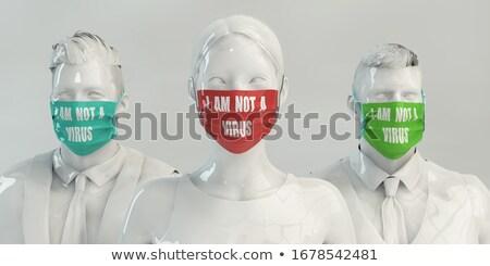 I Am Victim Foto stock © kentoh