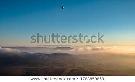 воздуха шаров долины Flying Сток-фото © bezikus