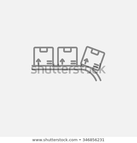 ベルト 行 アイコン ウェブ 携帯 ストックフォト © RAStudio