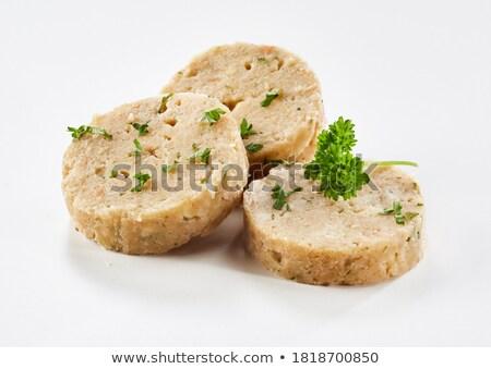 Bread dumplings Stock photo © Digifoodstock