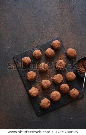 chocolate · comida · grupo · doce - foto stock © Digifoodstock
