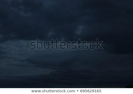 Numbers Dark Sky Stock photo © adamson