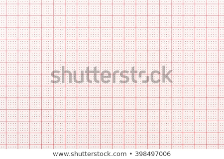 Electrocardiogram Record Paper Stock photo © oblachko
