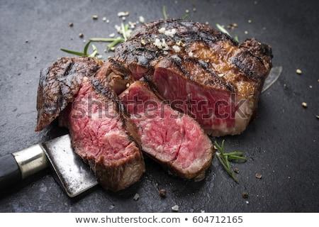 牛肉 リブ プレミアム 日本語 肉 バーベキュー ストックフォト © vichie81
