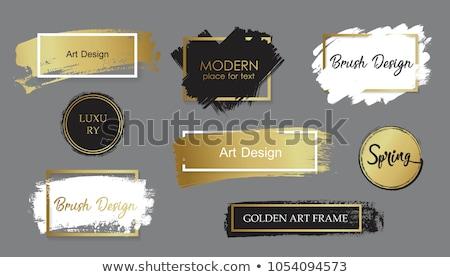 decoratief · tekst · vak · abstract · web · dienst - stockfoto © blaskorizov