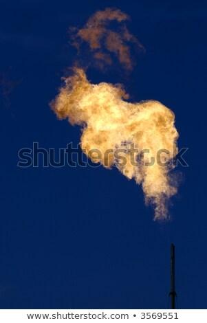 Barnett Fire Stock photo © hlehnerer