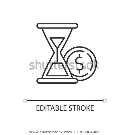 Deferment of payment concept vector illustration Stock photo © RAStudio