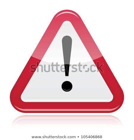 metallic error sign stock photo © cidepix