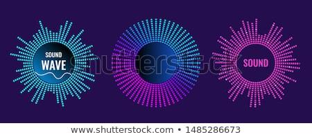 Music texture Stock photo © fyletto