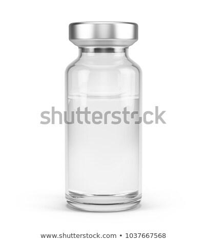 medical vials Stock photo © restyler