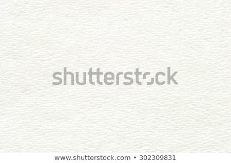 Cream textured paper  Stock photo © homydesign