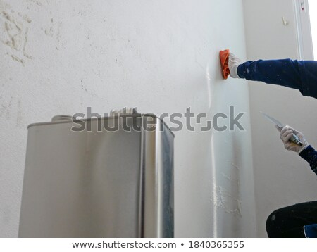 Careful Painter Stock photo © photography33