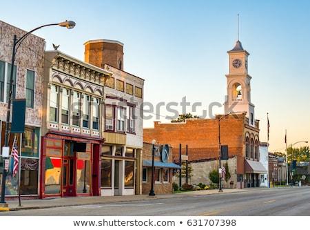 small town stock photo © witthaya