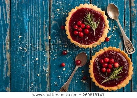 jar · domowej · roboty · maliny · jam · owoców - zdjęcia stock © elly_l