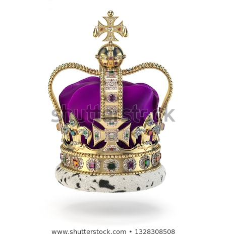 jeweled crown Stock photo © Marcogovel