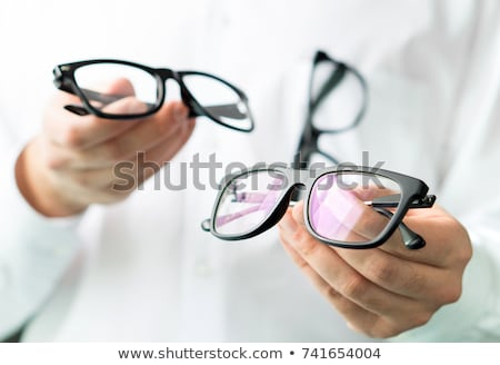 Doctor with a pair of glasses Stock photo © photography33