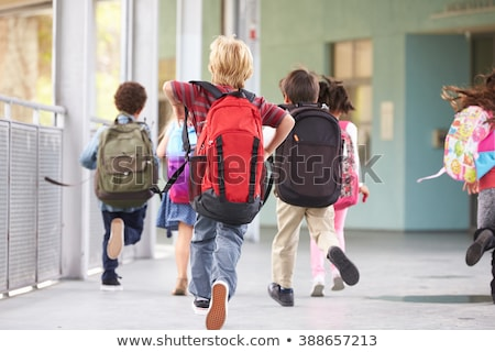Children with backpacks Stock photo © photography33